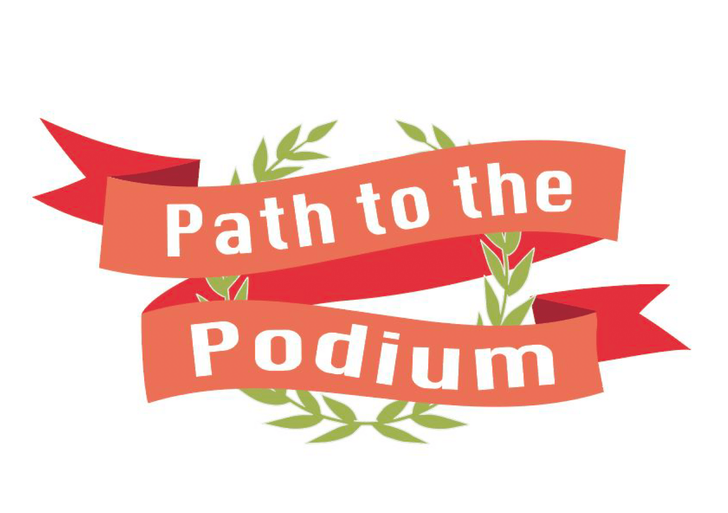 Brand identity for the Path to the Podium board game.